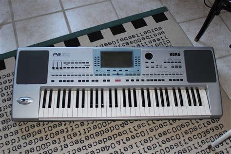tutorial keyboard korg pa50 korg pa50 image 381335 audiofanzine