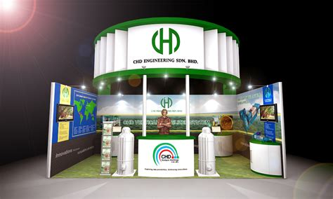 booth design cost booth design by kenneth tan at coroflot com