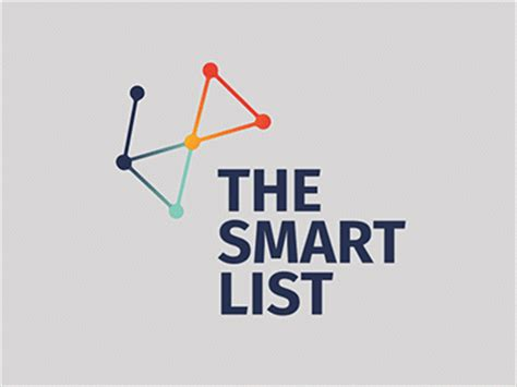 make my logo animated the smart list logo loop by rich hinchcliffe dribbble