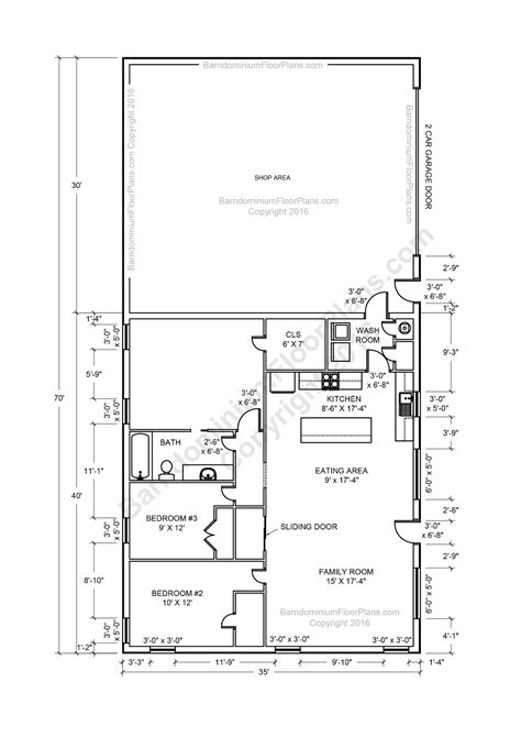 floor plans for barndominium barndominium with loft floor plans pro home decoraations
