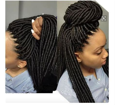 dreads extension hairstyle for women product image projects to try pinterest dreadlock