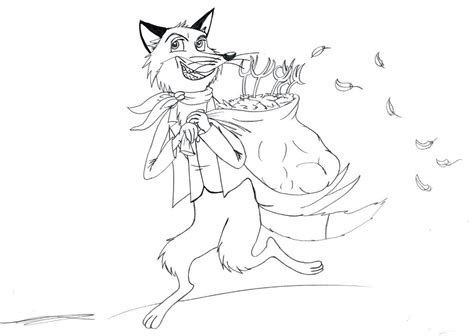 Fantastic Mr Fox Coloring Pages fantastic mr fox coloring pages fitfru style