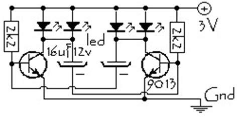 gambar transistor fcs 9013 lu flip flop dengan transistor fcs 9013 layout pcb rangkaian smk teknik audio