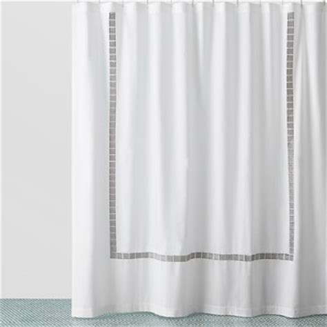 bloomingdales shower curtains hudson park greek key shower curtain bloomingdale s