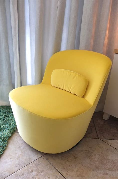 yellow swivel chair stockholm swivel chair sandbacka yellow chairs