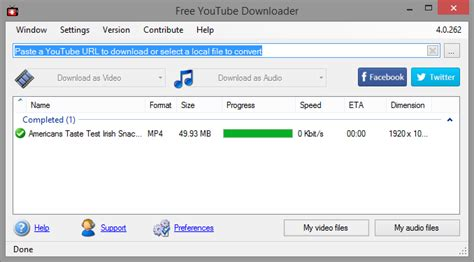 best video downloader free free youtube downloader 187 best free softwares