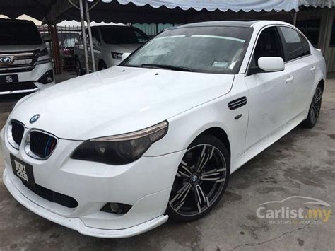 bmw 530i 2004 3 0 in selangor automatic sedan white for rm 52 000 3112367 carlist my