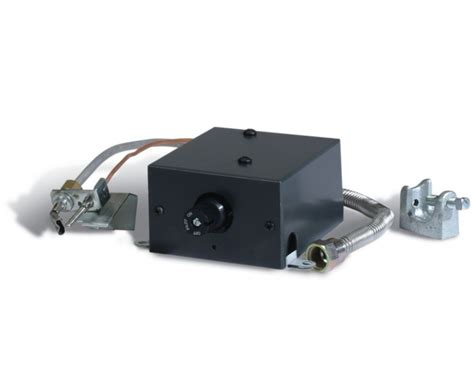 skytech af lmf black millivolt manual safety pilot kit for
