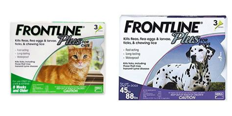 frontline plus for dogs walmart great deal on frontline plus for dogs cats