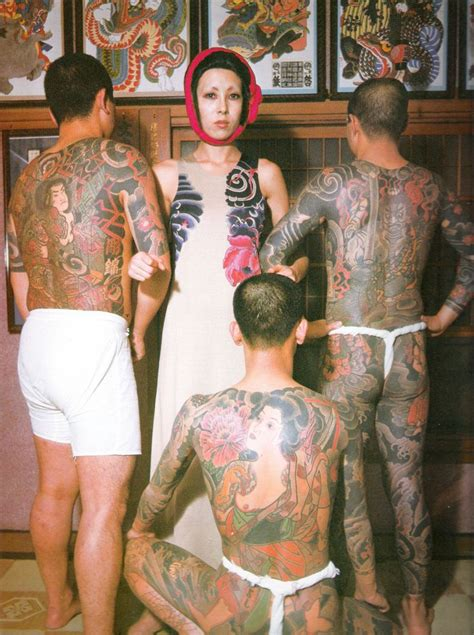 yakuza tattoo skin museum 129 best images about issey miyake on pinterest design