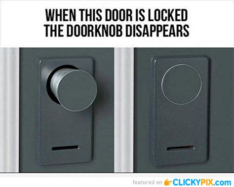 Who Invented The Door Knob by Genius Products Cool Ideas 4 Clicky Pix