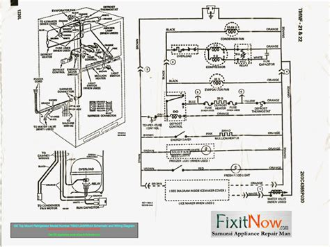 refrigeration wiring schematics wiring diagram 2018