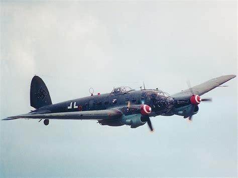 heinkel he111 bomber wallpaper