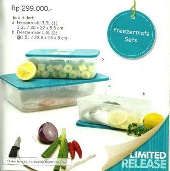 Freezermate 1 5l Tupperware katalog tupperware promo freezermate sets informasi