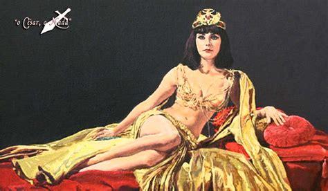 imagenes egipcias de cleopatra 191 cu 225 ntas cleopatras hubo