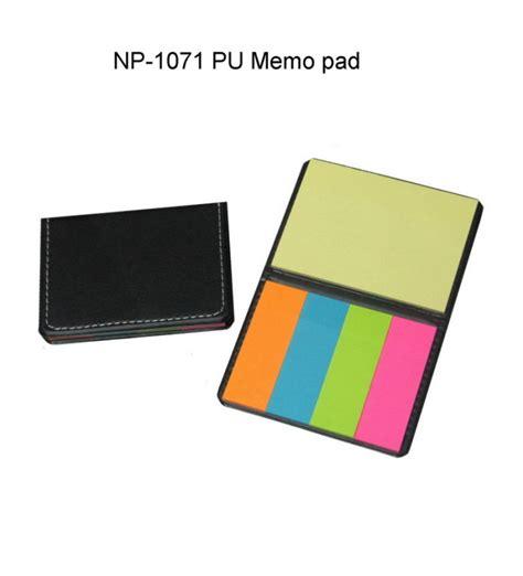 nlnp 1071 pu memo pad nl series t shirt printing