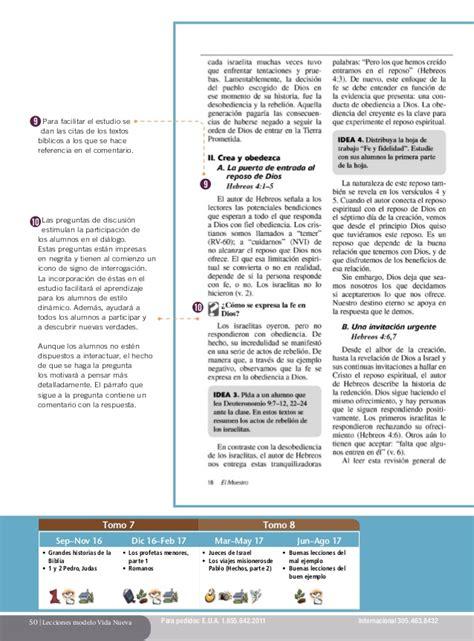 Modelo Curriculum Gastronomico Lecciones Modelo Con Esquemas Tematicos Por Vida Nueva Newhairstylesformen2014