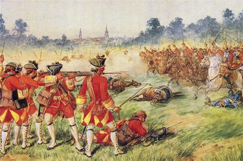 7 in years battle of minden seven years war