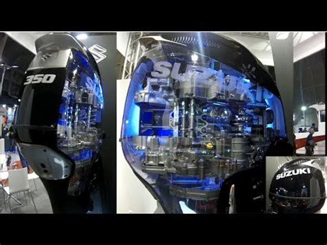 outboard boat engine youtube the awesome suzuki 350 outboard boat engine youtube