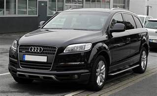 Audi G7 Audi Q7 History Photos On Better Parts Ltd
