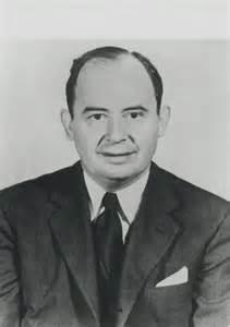 John von neumann computing history