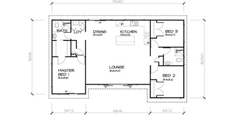 3 roomed house plan 3 bedroom transportable homes floor plans