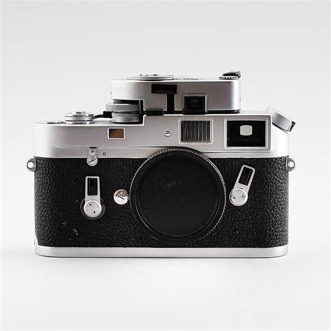 Kamera Leica M4 2 kamera samt objektiv 1 2 leica m4 schwarz lackiert nr