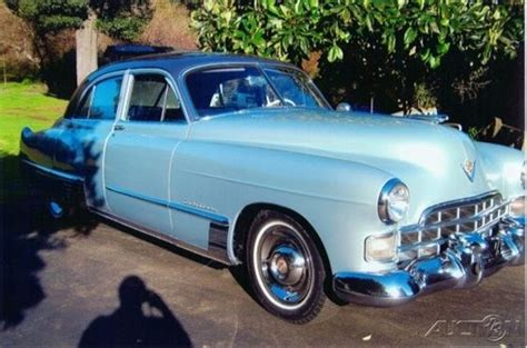 1948 Cadillac For Sale by 1948 Cadillac Series 62 For Sale Aptos California