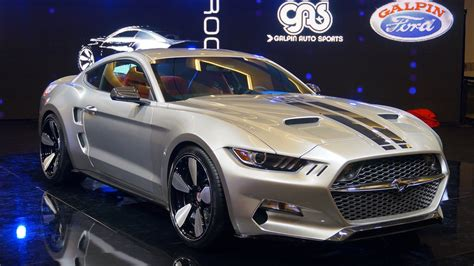 Mustang Auto Sport by Fisker Galpin Auto Sports 2015 Mustang Rocket Los Angeles