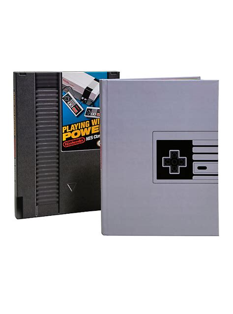 playing with power nintendo 074401767x playing with power nintendo nes classics collector s edition book hot topic