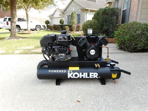 new model akac120 kohler series air compressor auto parts in webster tx offerup