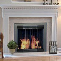 glass fireplace doors walmart fireplace doors screens walmart