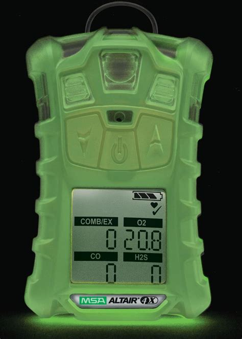 Multi Gas Detector image gallery msa altair