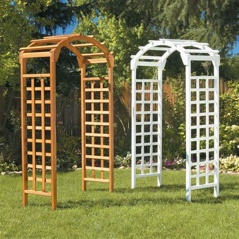 Wooden Garden Arch Kits Image Gallery Home Depot Wooden Arches