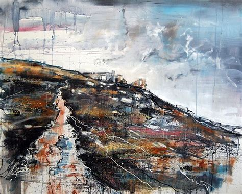 Landscape Artists Uk Anthony Garratt Exhibition The List