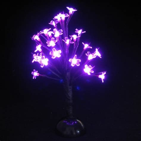 battery operated cherry blossom timer lights