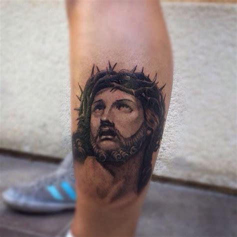 tattoo jesus cristo na cruz 70 tatuagens de jesus cristo impressionantes