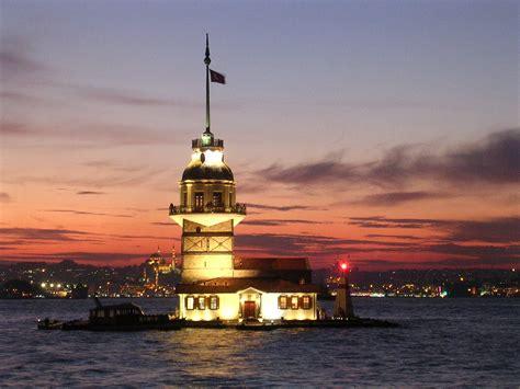 kz kulesi maiden s tower turkey