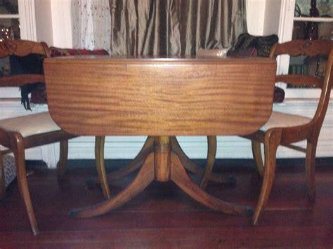 drop leaf kitchen table set antique wood drop leaf dining table only table ebay