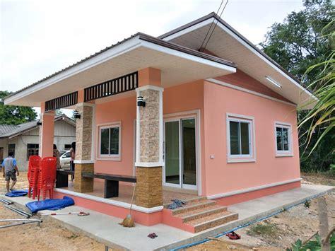 inspirasi rumah nuansa pink minimalis  kombinasi
