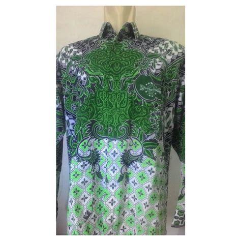 baju batik nahdlatul ulama suro fashion batik indonesia