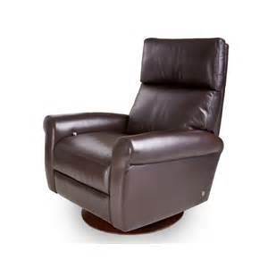 brayden comfort recliner by american leather