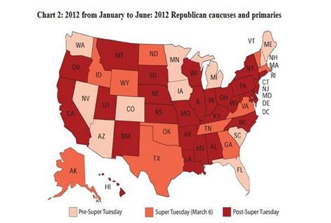 Us Delegates By State 2012 Republican Race The Field May Not Be Closed