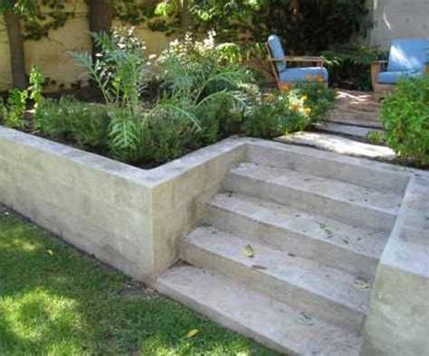 backyard landscaping cost estimate how to build retaining wall on sloped backyard for