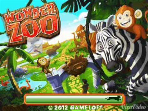 mod apk game zoo hack para wonder zoo youtube