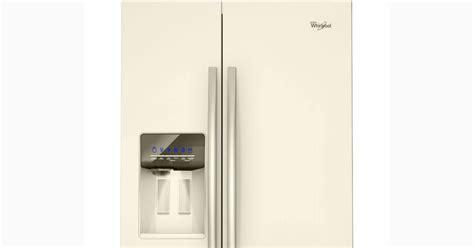 bisque colored refrigerators 28 images shop whirlpool whirlpool refrigerator brand bisque whirlpool gsf26c4ext