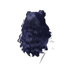 roblox code for long hair ding hui 4 huge bun pinterest