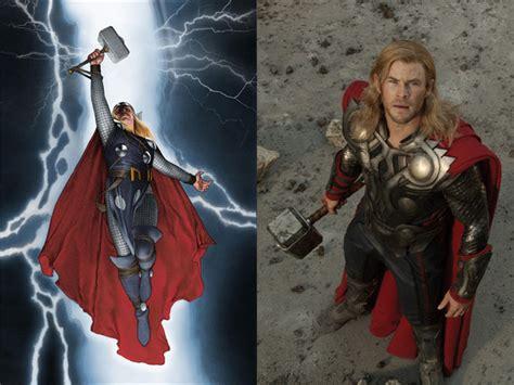 film thor yang pertama mengenal 7 superhero yang ada di film quot the avengers quot apa