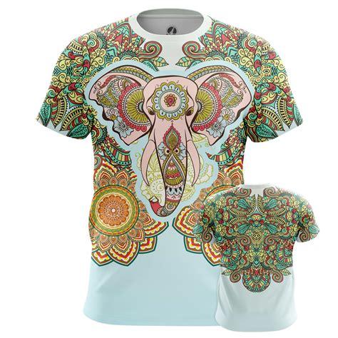 elephant pattern clothes mens t shirt elephant tattoo tattoos print clothes pattern