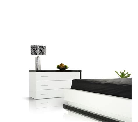 platform bed with lights dreamfurniture com infinity contemporary platform bed